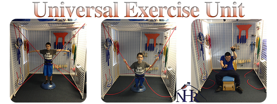 Universal Exercise Unit
